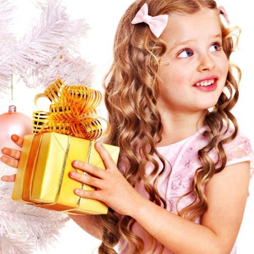 Подарки для девочек картинки